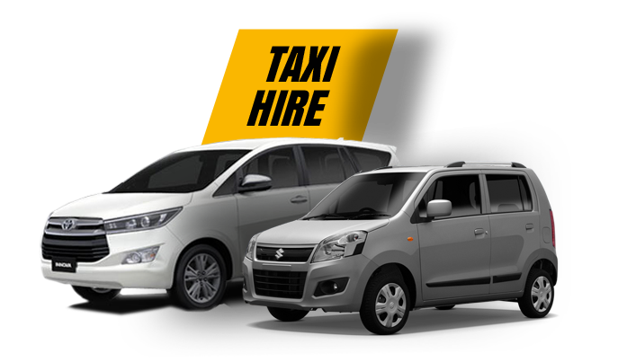 Hire Taxi in Goa